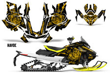 Ski-Doo Summit Renegade 850 Decal Graphic Kit Sled Gen 4 Snowmobile Wrap HAVOC Y