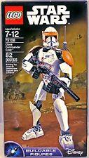Lego Star Wars CLONE COMMANDER CODY 75108 Disney Buildable Figure #6117504 2015
