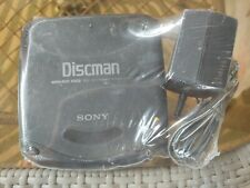 Sony D-141 Discman CD Compact Portable Player Mega Bass Walkman