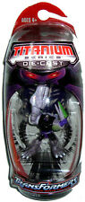 Transformers Titanium Die-Cast Beast Wars Megatron Figure MIB Decepticon Toy