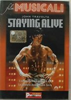 STAYING ALIVE - JOHN TRAVOLTA - DVD Editoriale Panorama