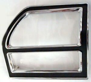 1969 Chevy Chevelle Left Driver Side LH Tail Light Lamp Bezel Trim DISPLAY SALE