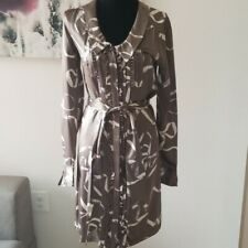 Silk Print Dress by Viktor and Rolf for H&M sz Sm