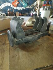 Vintage Unique Machinist Vise Large Very Smooth Operation Lightweight