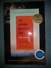 The Orphan Master's Son by Adam Johnson (2012, Paperback)