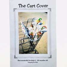 Shopping Cart Cover Pattern The Cart Cover by Uniquely for Kids ages 6-36 months