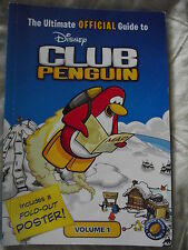 THE ULTIMATE OFFICIAL GUIDE TO DISNEY CLUB PENGUIN LADYBIRD BOOKS Katherine Noll