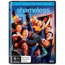 Shameless Season 11 - DVD Region 4