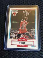 1990 Fleer Michael Jordan #26 Basketball Card Set Break! Great Centering🔥📈