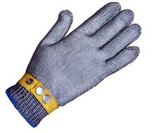 Safety Cut Proof Stab Resistant Stainless Steel Metal Mesh Butcher Glove