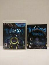 New listing Tron: Evolution (Sony PlayStation 3, 2010)