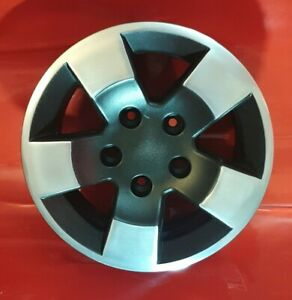 4 x Pride Colt Pursuit Executive Epic Wheel for solid Tyre Mobility Scooter