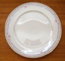 Lenox Metropolitan Collection Bellaire dinner bone pink gold blue plate