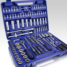 Ratschenschlüssel Werkzeugkoffer 171tlg Knarrenkasten Ratschen Knarren Schlüssel
