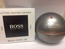 BOSS IN MOTION  by Hugo Boss for Men EDT Spray 3 oz *Теstеr