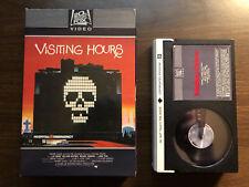 VISITING HOURS - BETA RARE - 1982 Michael Ironside - HORROR 20th FOX Slide-Tray