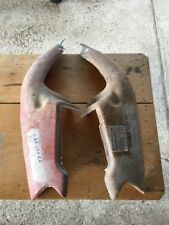 Honda CBR400 RR GH  side and tail Fairings. Photo Of Mould