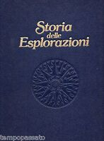 STORIA DELLE ESPLORAZIONI - DE AGOSTINI 1981