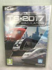 Train Simulator 2017 Pc New & Sealed Dovetail Games