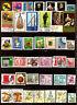 33T1 ALLEMAGNE 39 timbres oblitérés faciale en DM sujets divers