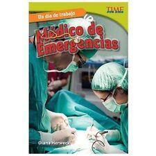 Un día de trabajo: Médico de emergencias (All in a Day's Work: ER Doctor) (Spani