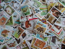 LOT 2000 TIMBRES THEMATIQUES ANIMAUX TRANSPORTS SPORTS etc : 2000 DIFFERENTS