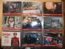 GERRY ANDERSON CAPTAIN SCARLET AND THE MYSTERONS 50 36 CARD SET UNSTOPPABLE