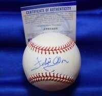 Felipe Alou PSA DNA Coa Autograph Major League OML Hand Signed Baseball