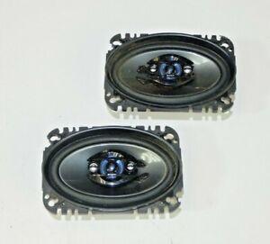Sony Xplod 4x6 Inch 4 Way Speaker Pair 200 Watt XS-R4645 FREE SHIPPING