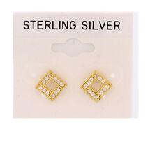 Kylie Kim Style Earring 7Mm Estate Trendy Mini Studs Sterling Silver