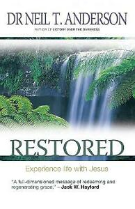 Restored: 7 Steps to Freedom in Christ, Anderson, Dr. Neil T., Good Book