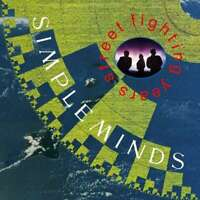 Simple Minds - Street Fighting Years Nouveau CD