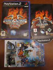 BIKER MICE FROM MARS per PS2 Playstation 2 Boxed Pal