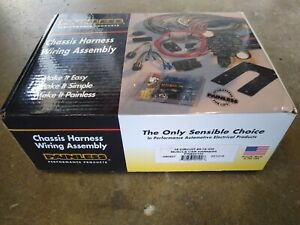 Painless Wiring 20102 1969-1974 GM Chevy 18 Circuit Muscle Car Harness
