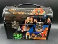 RARE Disney Advertising Sales Happy Halloween Lunchbox Hocus Pocus Toy story