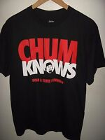 Austin Chumlee Russell Tee - Gold & Silver Pawn Stars Shop Reality T Shirt Med