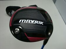 NEW CALLAWAY MAVRIK CUSTOM PINK 10.5*driver TOUR ISSUE OBAN TOUR LTD.70X +$500