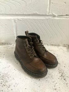 Dr Martens Boots, 6 Hole Damian Brown, UK 4 / EU 37 /  US 6