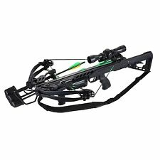 BRAND NEW SA Sports Empire Aggressor 390 Crossbow Package, Black