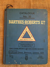 Barthes-Roberts Corks, Stoppers, Brewers' & Bottlers' Sundries, Corkscrews. 1950