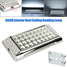 12V 36LED Car Interior Roof Ceiling Lamp Dome Reading Light Energy-saved Camping