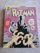 RAT-MAN COLLECTION 91 di L. ORTOLANI -LA DISCESA - Ed PANINI COMICS- Anno 2012