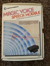 Commodore 64 MAGIC VOICE Speech Module Cable