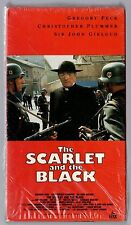 The Scarlet and the Black (Vhs, 1998) 'Vatican priest who helped allied P.O.W.'s