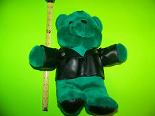 Bear with Motorcycle Jacket