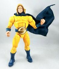 SU-C-SEN: 1/12 scale Blue Wired cape for Marvel Legends Sentry (No Figure)