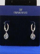 Swarovski 5197458 Attract Light PEAR Pierced Earrings