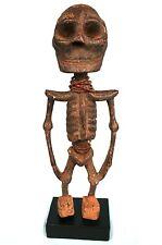 Art Africain Arts Primitifs - Ancien Squelette Tiv Soclé - Nigéria - 51 Cms ++++