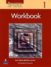 Workbook by Joan M. Saslow and Allen Ascher (2005, Paperback)