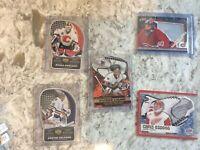 2001 Upper Deck & Pacific McDonalds hockey cards lot of 5 goalies